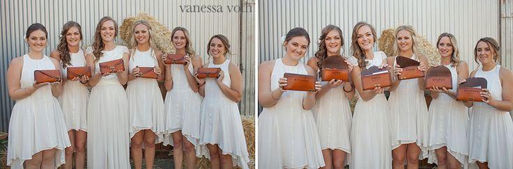 James and Fern // South Australia Wedding » Vanessa Voth Blog. Beth Newton custom made clutches. https://www.facebook.com/pages/Beth-Newton-Handmade/612889958726082?sk=timeline