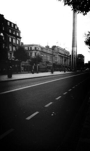 O'Connell St. - Dublin. NicFrances EyeEm