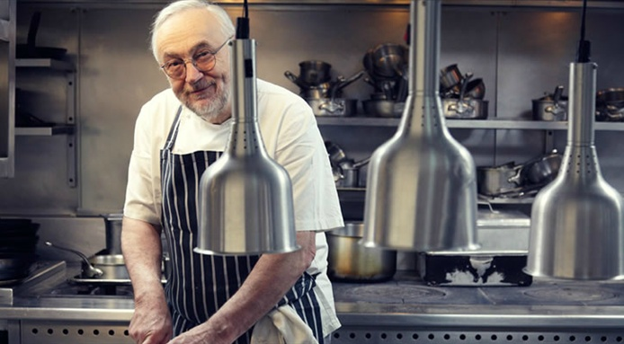 The French master Pierre #Koffmann awarded #Chef of the year: http://www.finedininglovers.com/blog/news-trends/aa-hospitality-awards-2012-pierre-koffmann/
