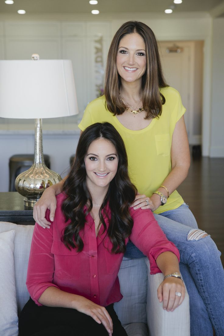 Maggie and Annie Ford Danielson are living your best life. The sisters are the daughters and nieces of Benefit Cosmetics's founding duo Jean and Jane Ford. Now in their 30s, the sisters both have roles in the company. Maggie holds the title of account director for HSN and a global beauty authority, w