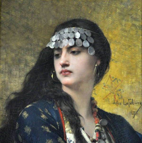 Fatima (1883), Jules Joseph Lefebvre