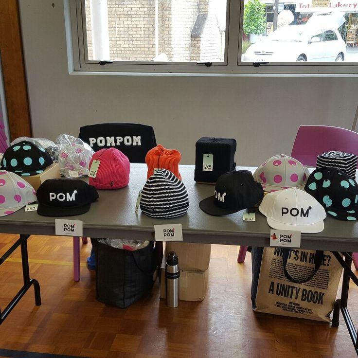 hats & beanies www.pompomnz.com