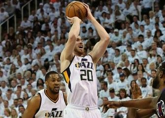 NBA Playoff Highlights: Gordon Hawyard Scores 26, Jazz Eliminate Clippers In Game 7 With 104-91 Win