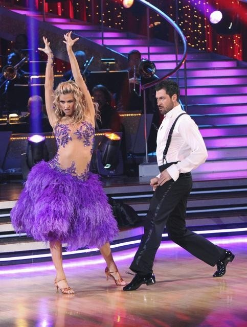 Maksim Chmerkovskiy  & Erin Andrews  -  Dancing With the Stars  -  season 10  -  spring 2010  -  placed 3rd for the season