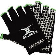 Gilbert Elite Rugby Gloves - X-Grip side finger panels-improved and fit - Fully adjustable wrist strap for ultimate fit - Breathable mesh backing http://www.comparestoreprices.co.uk/rugby-equipment/gilbert-elite-rugby-gloves.asp