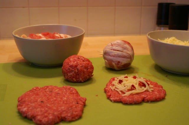 Moinkballs Zubereitung