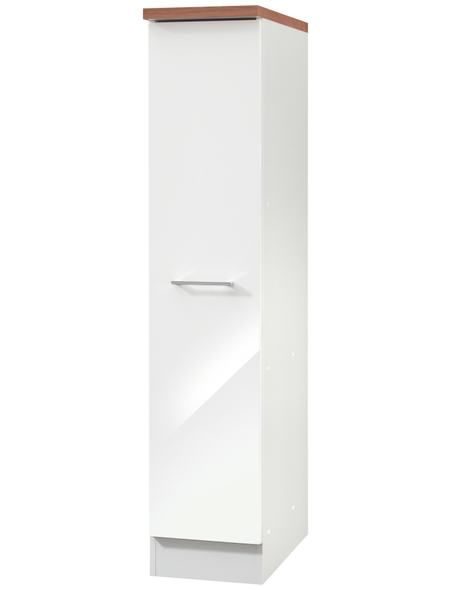 HELD MÖBEL Apothekerschrank »Monaco«, Höhe 165 cm