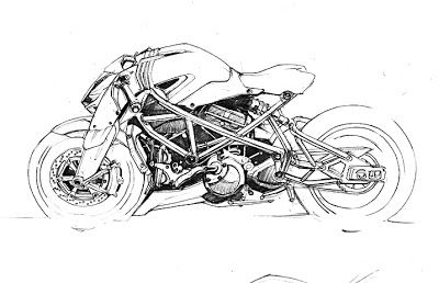 481 best motorcycle art images on pinterest