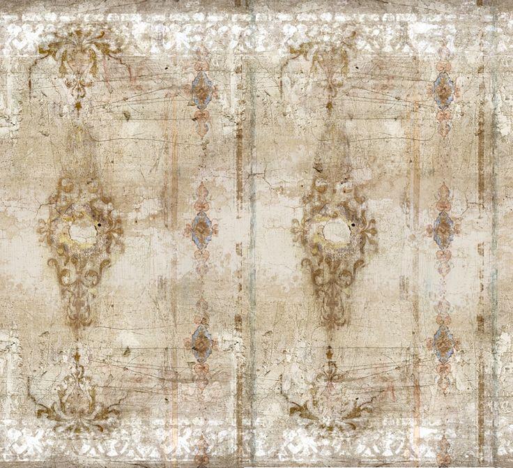 wall and deco wallpaper vintage borgia