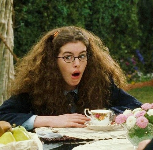 How Anne Hathaway Threw A Fit When She Discovered That: 148 Best The Princess Diaries Images On Pinterest