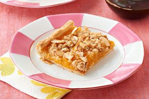 Apricot Slab Pie Recipe - Kraft Recipes