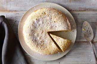 Lemon Lavender Polenta Cake Recipe on Food52 recipe on Food52