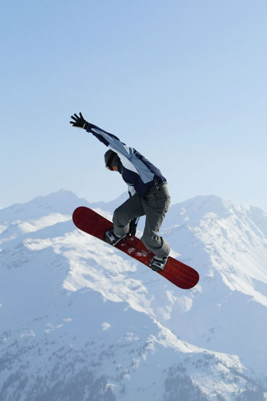 how to get good at snowboarding fast