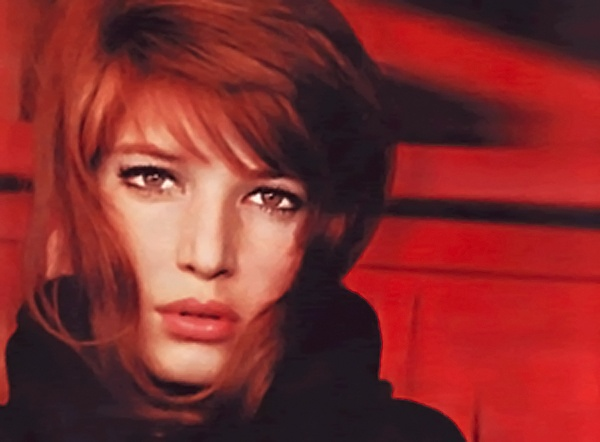 Monica Vitti as Guiliana in Red Desert, Rizzoli, 1964