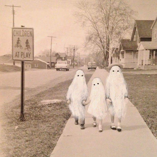 Angela Deane - Ghost Photographs