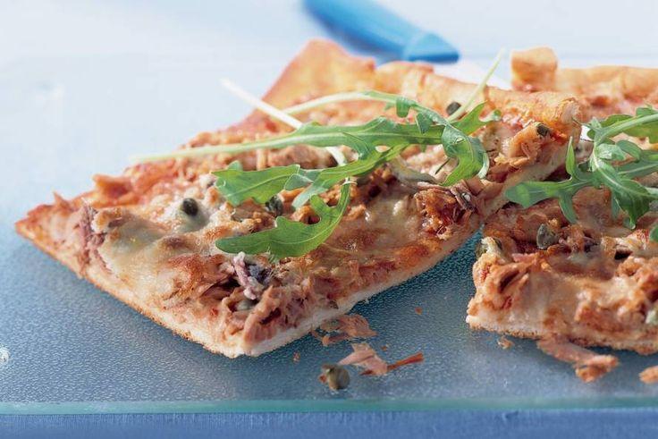 Kijk wat een lekker recept ik heb gevonden op Allerhande! Pizza Napolitana