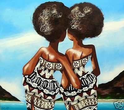 Details About Fiji Art Print Beach Canvas Poster Painting