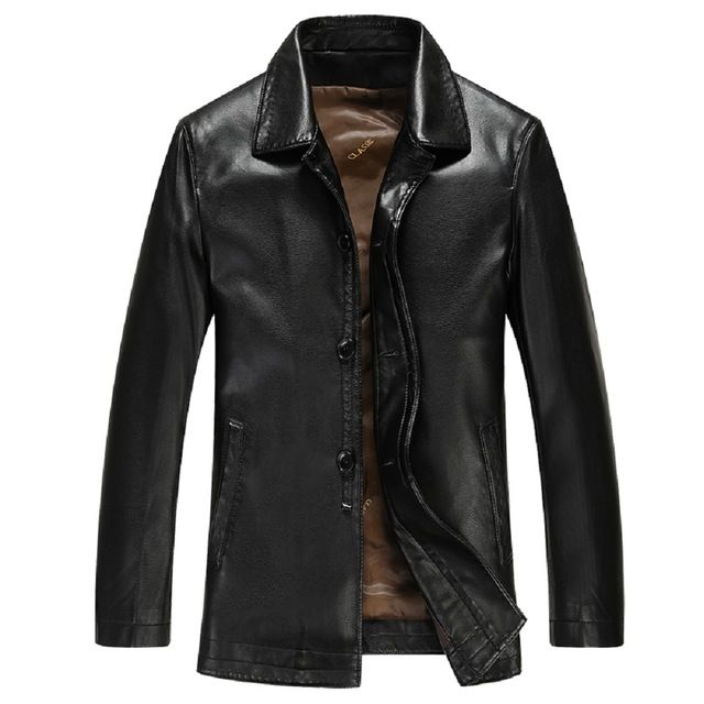 Promotion price KUYOMENS ePacket Free Shipping Fashion Men Leather Jackets Autumn & Spring PU Leather Clothes Coats For Men Male Biker Jackets just only $37.19 with free shipping worldwide  #jacketscoatsformen Plese click on picture to see our special price for you