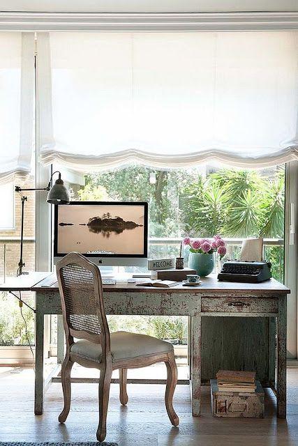Home Office Mit Dachfenster Ideen Bilder. die besten 25+ vorhänge ...