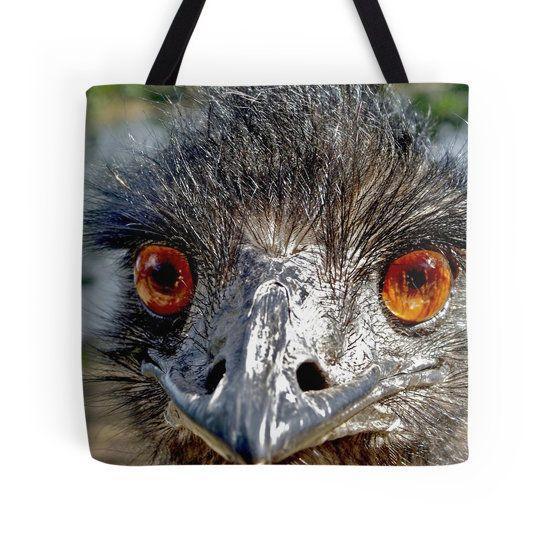 Evil Eyed Emu