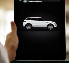 Land Rover iAd