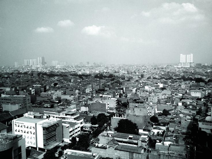 View from Hayam Wuruk Building