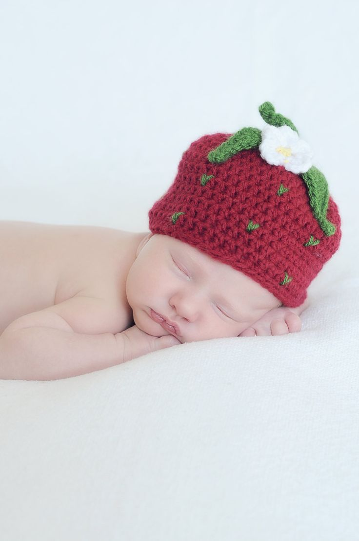 134 best welcome baby images on pinterest kids clothing crochet strawberry hat girls red strawberry beanie newborn photo prop baby strawberry girl baby shower gift summer hat child hat