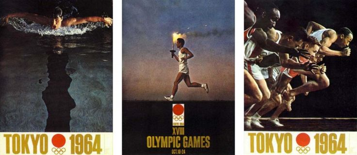 tokyo-1964-olympic-posters