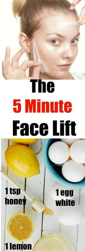 THE ULTIMATE 5 MINUTE FACE LIFT
