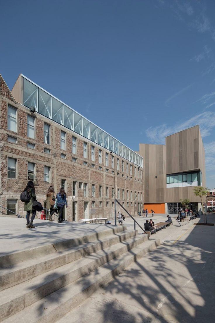 Campus Creativo Universidad Andrés Bello / Schmidt Arquitectos Asociados