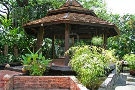 Asian pagoda style gazebo love the rooflines on this one