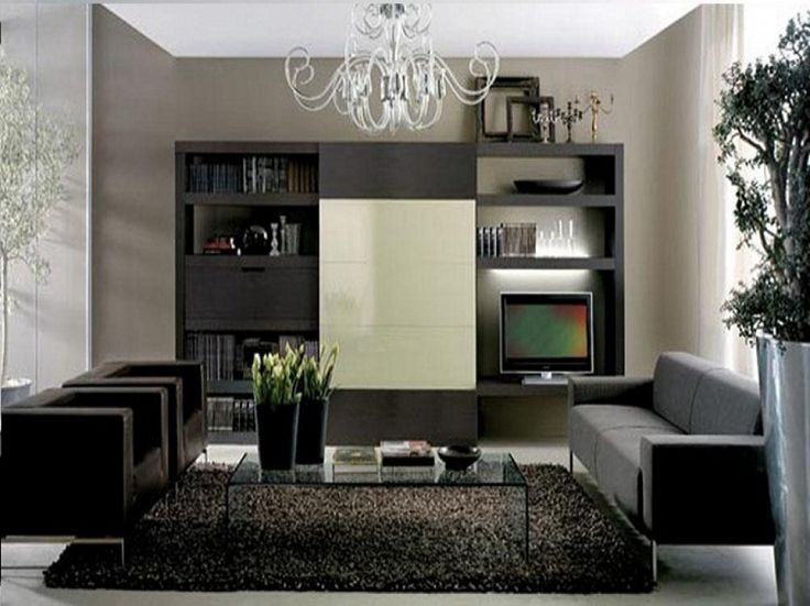 Sophisticated Living Room Color Schemes Ideas Snazzy Silver Plated Chandelier Over Dark Gray Modern Couch Feat Espresso Cabinets In Neutral