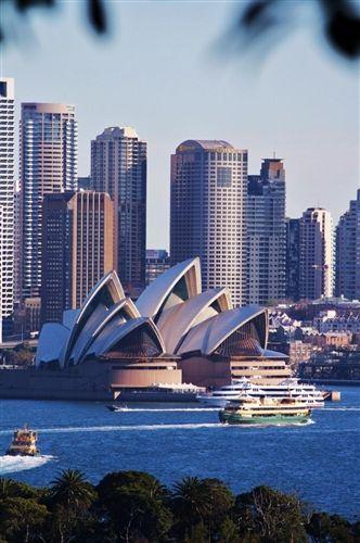 Sydney Opera House (Image credit: Lisa Yaconiello) http://on.msnbc.com/xFctZ9