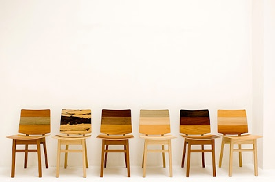 freshlyblended: natural furniture