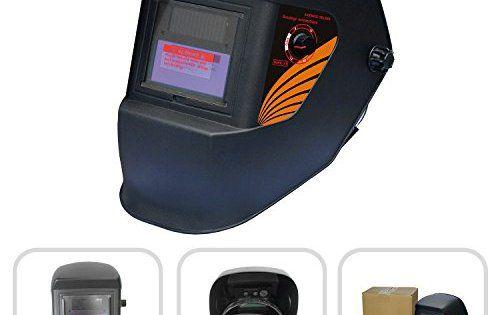 Masque de soudure automatique pour la soudure àl'arc: Permet de souder en toute sécurité - Adapté pour la soudure à l'arc Conforme aux…