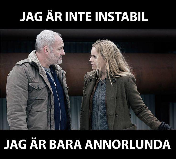 Saga Norén Länskrim Malmö