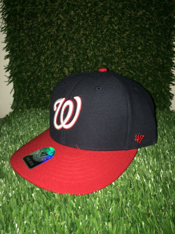 Washington Nationals MVP MLB Cap
