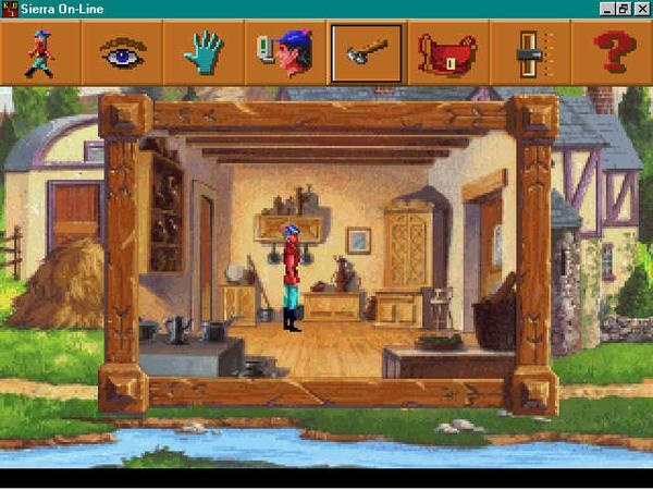 116 best Sierra images on Pinterest | Nostalgia, Pc games and Game art