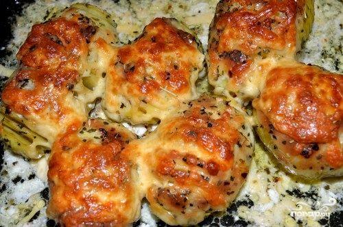 Картошка с сыром в мультиварке - фото шаг 6