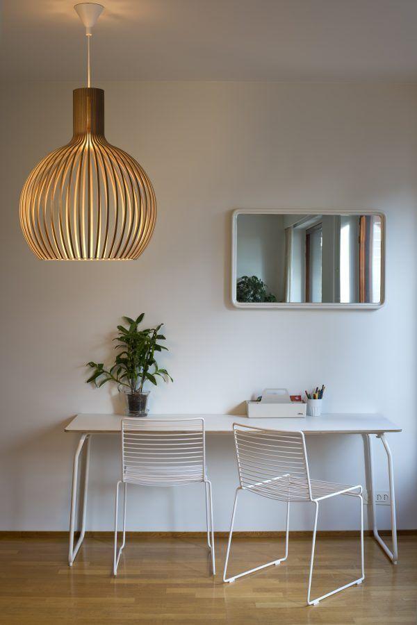 Stylingtip Breng De Scandinavische Stijl In Huis Met Verlichting Van Secto Design In 2020 Scandinavisch Interieur Woonideeen Interieur