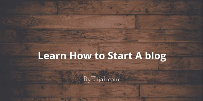 Learn How to Start a Blog: The Ultimate Guide