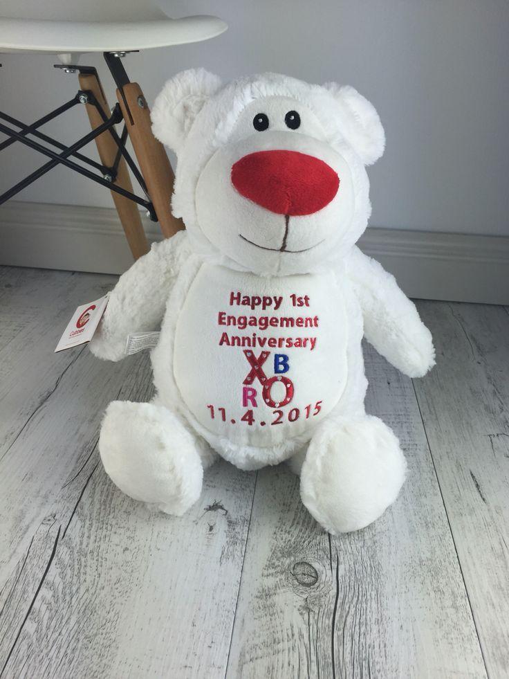 Personalised teddy bears @ www.teddielane.com.au