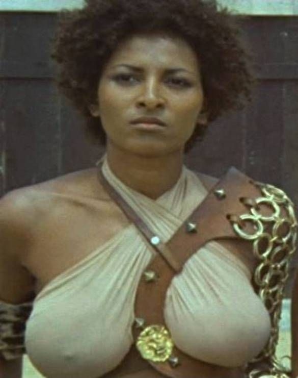 "pam grier porno The Real,"" actress and 1970s star Pam Grier opens up about ."