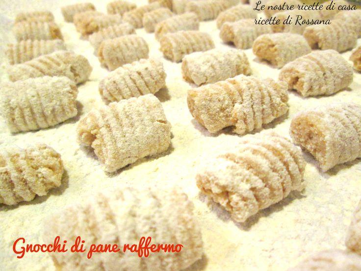 Gnocchi di pane raffermo