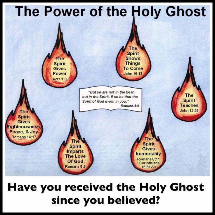 79 best holy spirit images on pinterest scripture verses words power of the holy ghost bible notesbible bookbible journalspirit giftsbible negle Gallery
