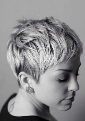 15 Best Messy Pixie Hairstyles   Short Hairstyles 2015 - 2016   Most Popular Short Hairstyles for 2016