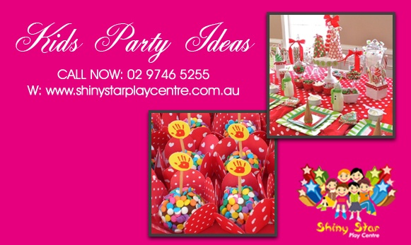 Share kids party ideas with us and get perfect decisions about parties and its arrangements.