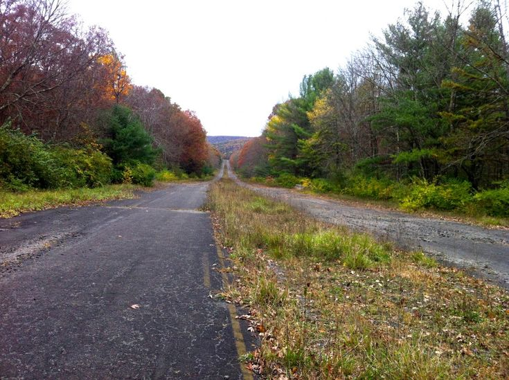 Ride Report: The Abandoned Pennsylvania Turnpike