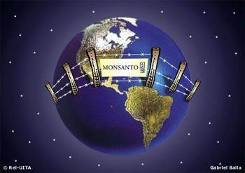 El largo brazo de Monsanto llega a los Manuales y otros libros de texto escolares - EcoPortal.net