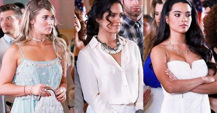 Hermanas Del Junco - Kimberly Dos Ramos, Ana Lorena Sanchez, & Scarlet Gruber #tierradereyes Tierra de Reyes